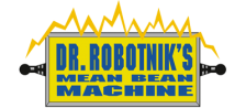 Dr. Robotnik's Mean Bean Machine logo