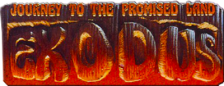 Exodus - Journey to the Promised Land logo