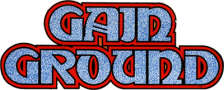 Gain Ground logo