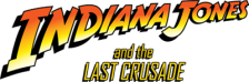 Indiana Jones and the Last Crusade logo