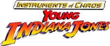 Instruments of Chaos Starring Young Indiana Jones logo