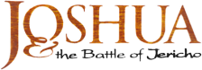 Joshua & The Battle of Jericho logo