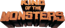 King of the Monsters logo