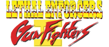 Lethal Enforcers II - Gun Fighters logo