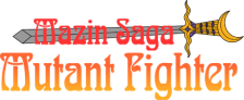 Mazin Saga - Mutant Fighter logo