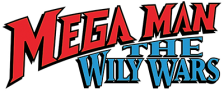 Mega Man - The Wily Wars logo