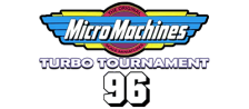 Micro Machines Turbo Tournament 96 logo
