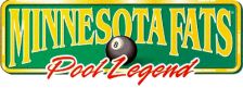 Minnesota Fats - Pool Legend logo