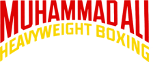 Muhammad Ali Heavyweight Boxing logo