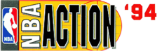NBA Action '94 logo