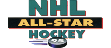 NHL All-Star Hockey '95 logo