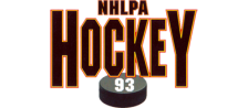NHLPA Hockey 93 logo