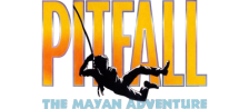 Pitfall - The Mayan Adventure logo