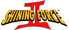 Shining Force II logo