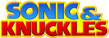 Sonic & Knuckles logo