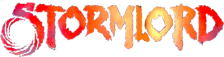 Stormlord logo