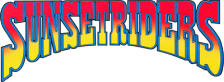 Sunset Riders logo