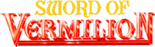 Sword of Vermilion logo