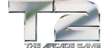 T2 - The Arcade Game logo