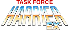 Task Force Harrier EX logo