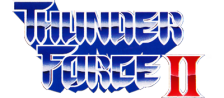 Thunder Force II logo
