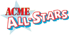 Tiny Toon Adventures - Acme All-Stars logo