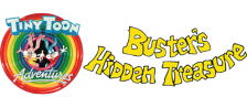 Tiny Toon Adventures - Buster's Hidden Treasure logo