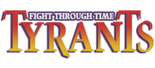 Tyrants - Fight through Time logo