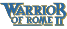 Warrior of Rome II logo