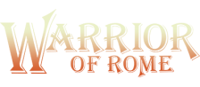 Warrior of Rome logo