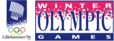 Winter Olympic Games logo