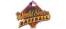 World Series Baseball 98 logo