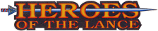 Heroes of the Lance logo