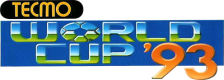 Tecmo World Cup '93 logo