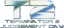 Terminator 2 - Judgment Day logo