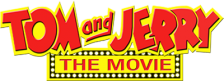 Tom and Jerry - The Movie logo
