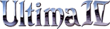 Ultima IV - Quest of the Avatar logo