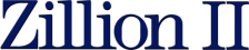 Zillion II - The Tri Formation logo