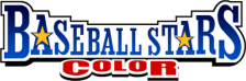 Baseball Stars Color logo