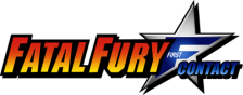 Fatal Fury F-Contact logo