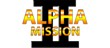 Alpha Mission 2 logo