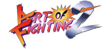 Art of Fighting 2 logo