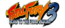 Fatal Fury 3: Road to the Final Victory logo