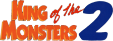 King of the Monsters 2 : The Next Thing logo