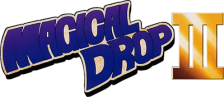Magical Drop 3 logo
