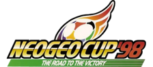 Neo Geo Cup '98 : The Road to the Victory logo