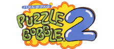 Puzzle Bobble 2 : Bust-A-Move Again logo