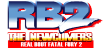 Real Bout Fatal Fury 2 : The Newcomers logo