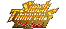 Shock Troopers : 2nd Squad logo