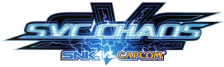 SNK vs. Capcom : SVC Chaos logo